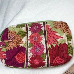 Small Vera Bradley cosmetics bag